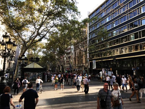 Фото. Испания. Барселона