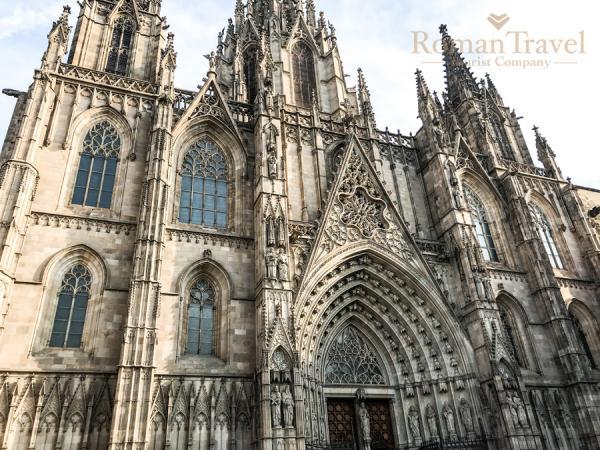 Собор Барселона