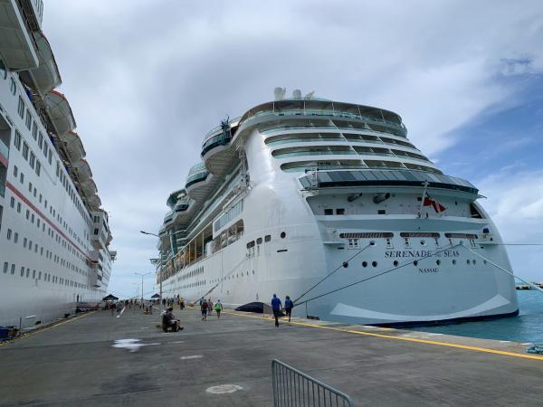 Круизы по Карибам, Средиземному морю