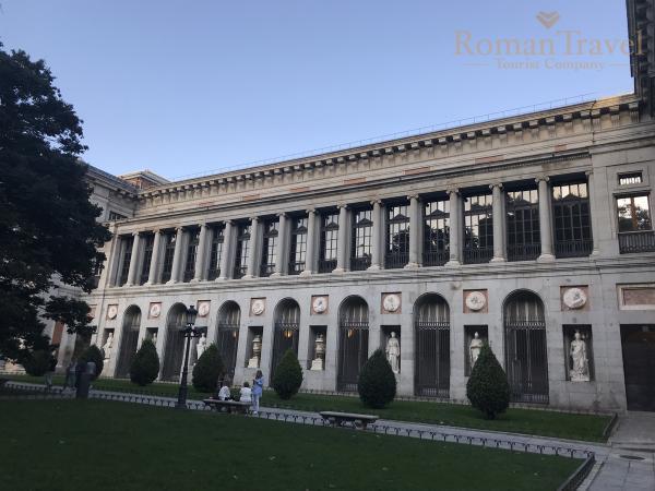 Испания. Мадрид. Музей Прадо