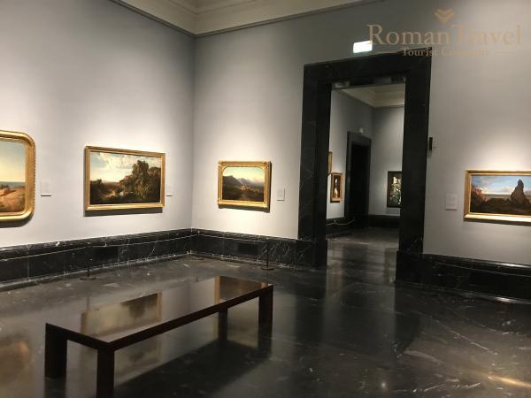 Испания. Мадрид. Музей Прадо внутри