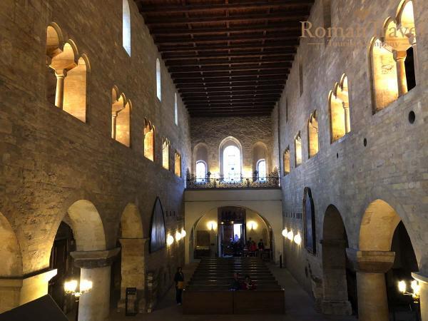 Туры в Прагу из Одессы. Базилика Св. Георгия (Юрия)