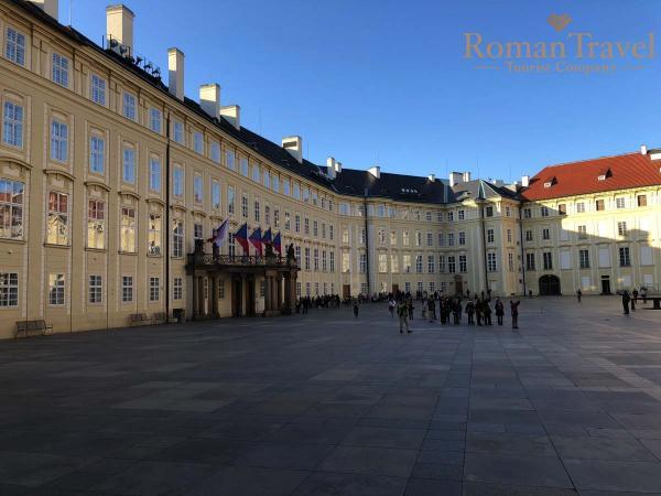 Туры в Прагу из Одессы. Пражский Град