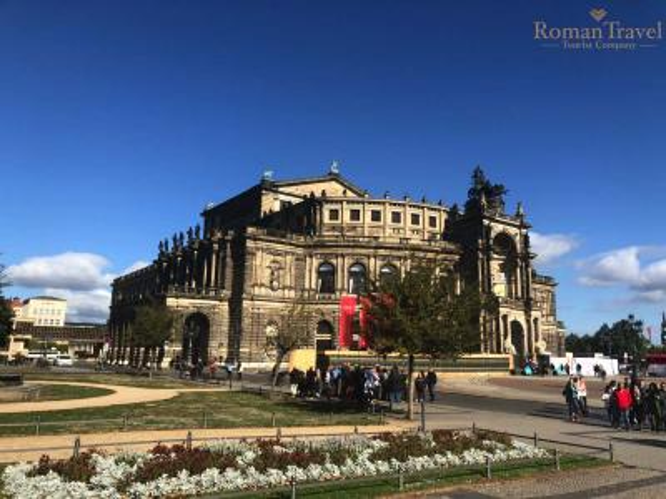 Дрезден. Германия