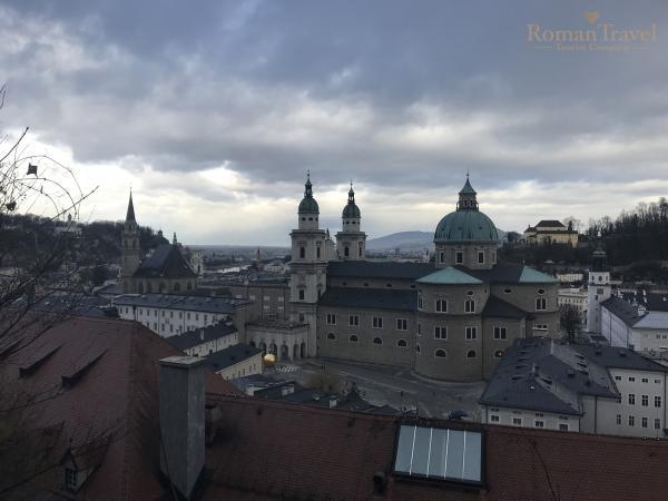 Фото. Австрия. Зальцбург