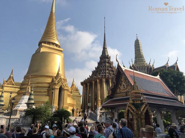 Отдых в Таиланде. Туры в Бангкок