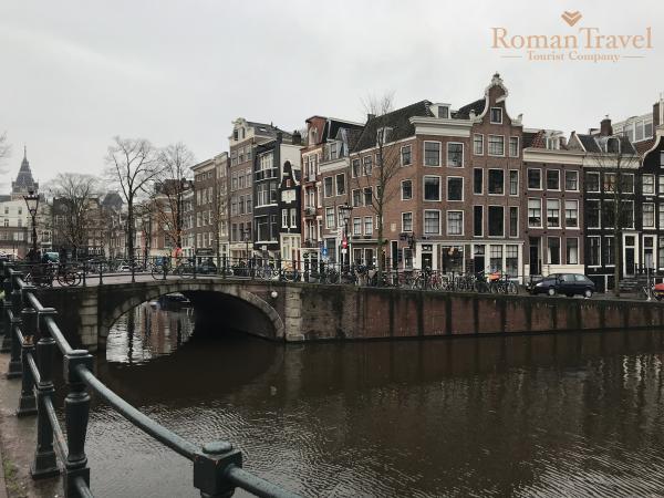 Фото. Нидерланды. Амстердам достопримечательности