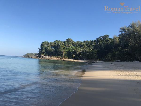 Пхукет. Пляж Сурин