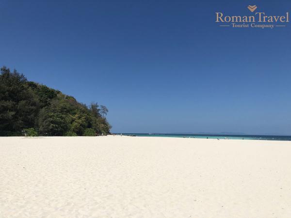 пляжный отдых Таиланд