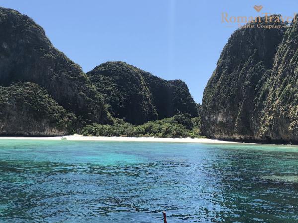 Таиланд. Остров Пхукет. Острова Пхи-Пхи