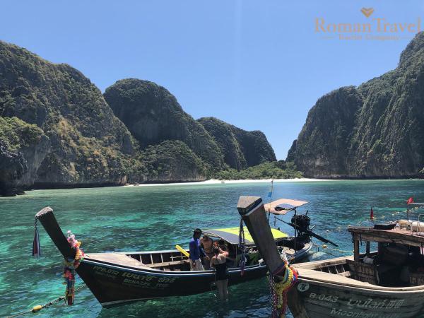 Таиланд. Пляж Майя-Бэй