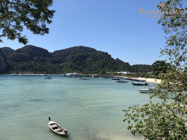 Таиланд. Пхукет. Пляжи Пхи-Пхи