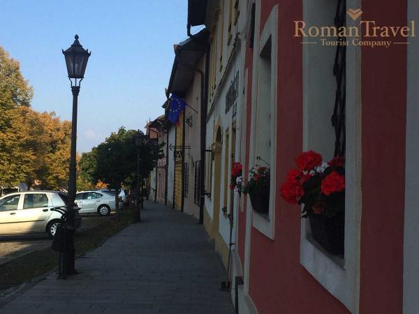 Туры в Словакию. Попрад старый город