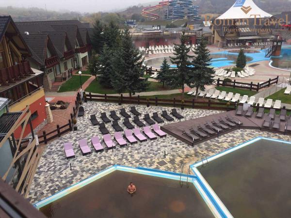Туры в Словакию из Киева. Бешенёва. Термальный курорт