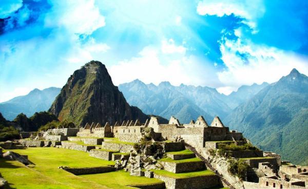 Фото. Перу. Мачу-Пикчу