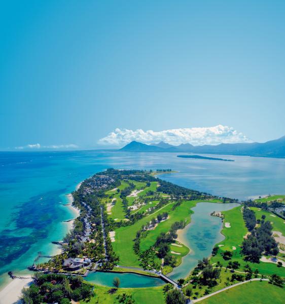 Гольф на Маврикии