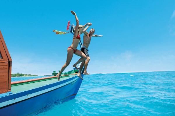 Маврикий развлечения