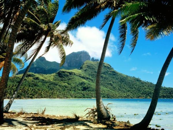 Полинезия. Бора-Бора