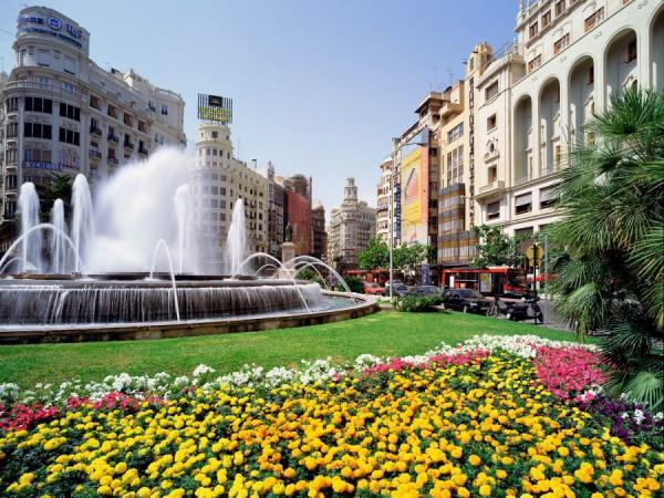 Испания. Валенсия