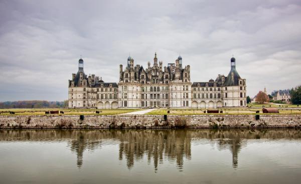 Франция. Шато де Шамбор