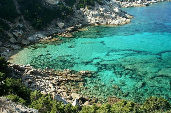 Италия. Сардиния