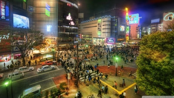 Япония. Токио