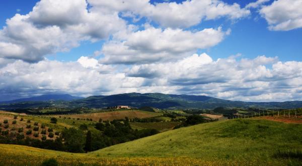 Италия. Тоскана