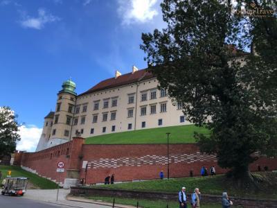 Вавельский замок. Туры в Краков