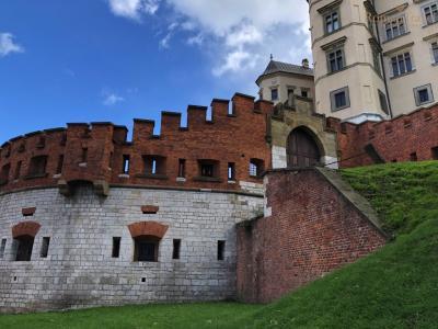 Вавельский замок. Польша
