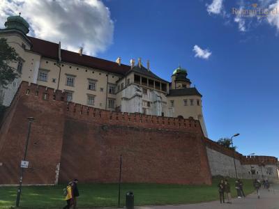 Вавельский замок. Краков