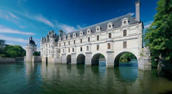 Франция. Замки Луары