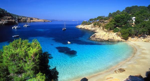 пляжный отдых Испания