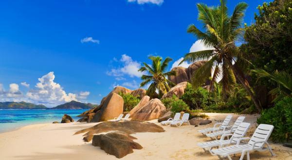 Частные пляжи Маврикий